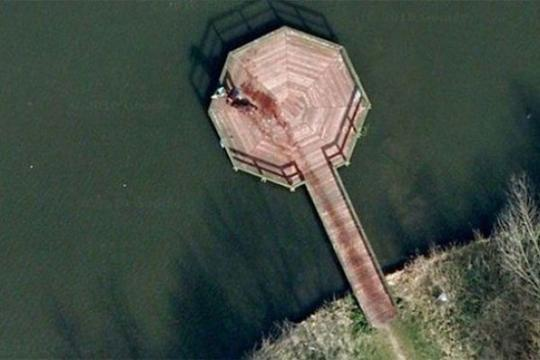 Google Earth Asesinato