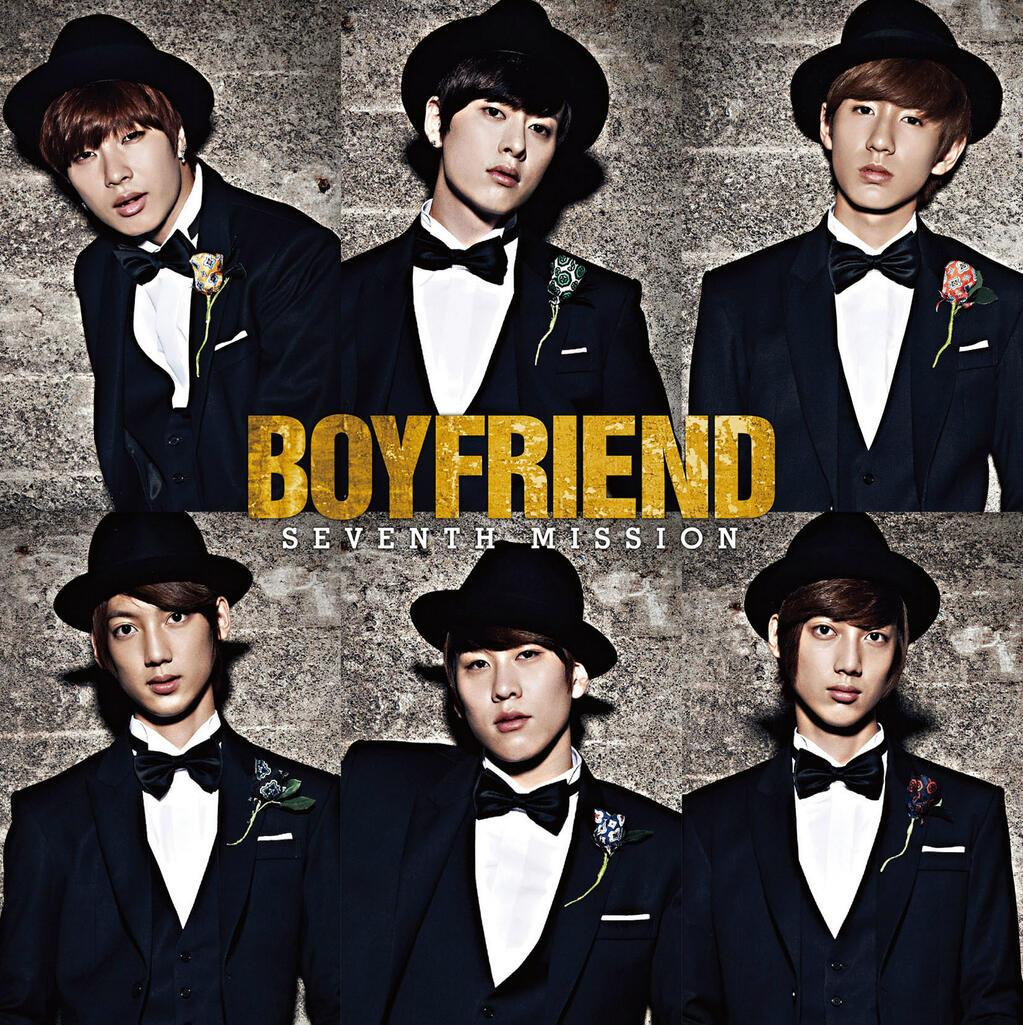 [Album] Boyfriend - Seventh Mission [Japanese]