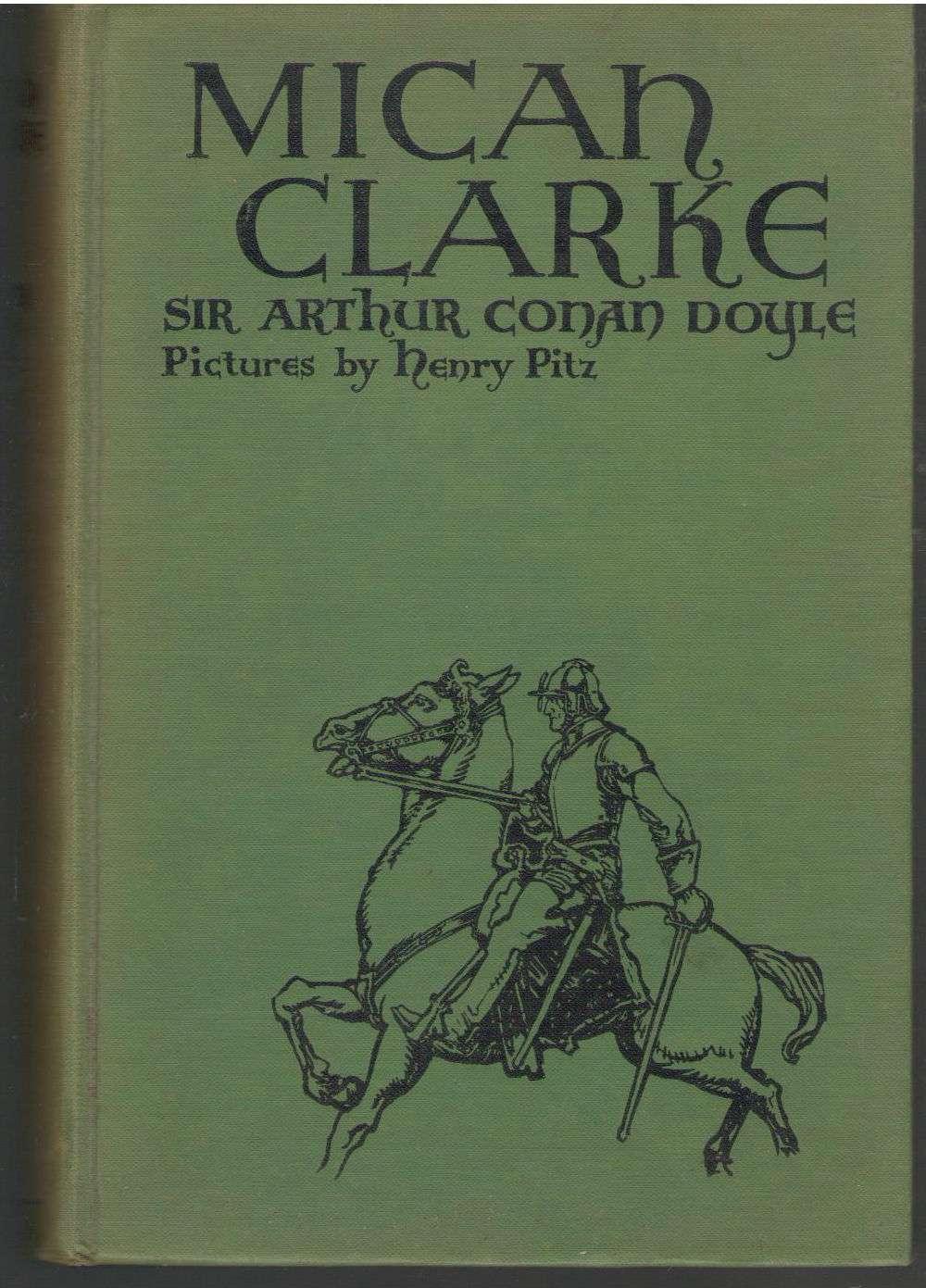 Micah Clarke, Doyle, A. Conan