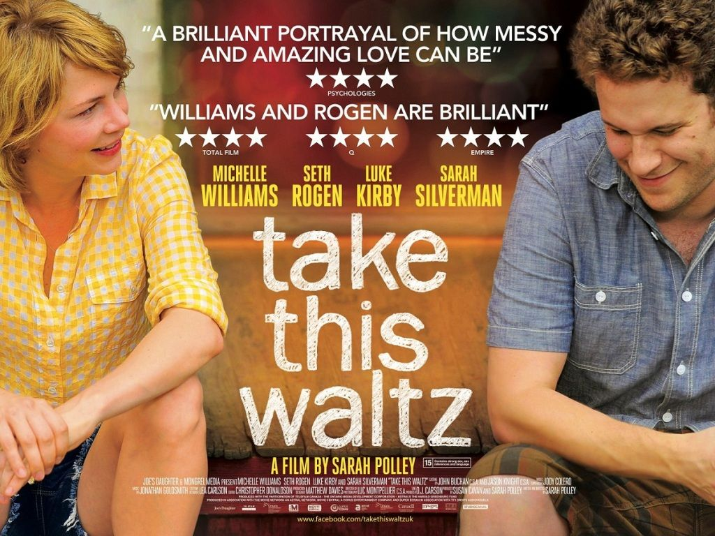 takethiswaltzukposter Sarah Polley   Take This Waltz (2011)