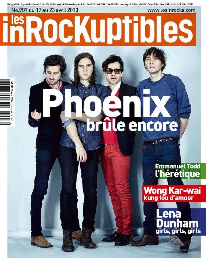 Les Inrockuptibles N°907 du 17 au 23 Avril 2013