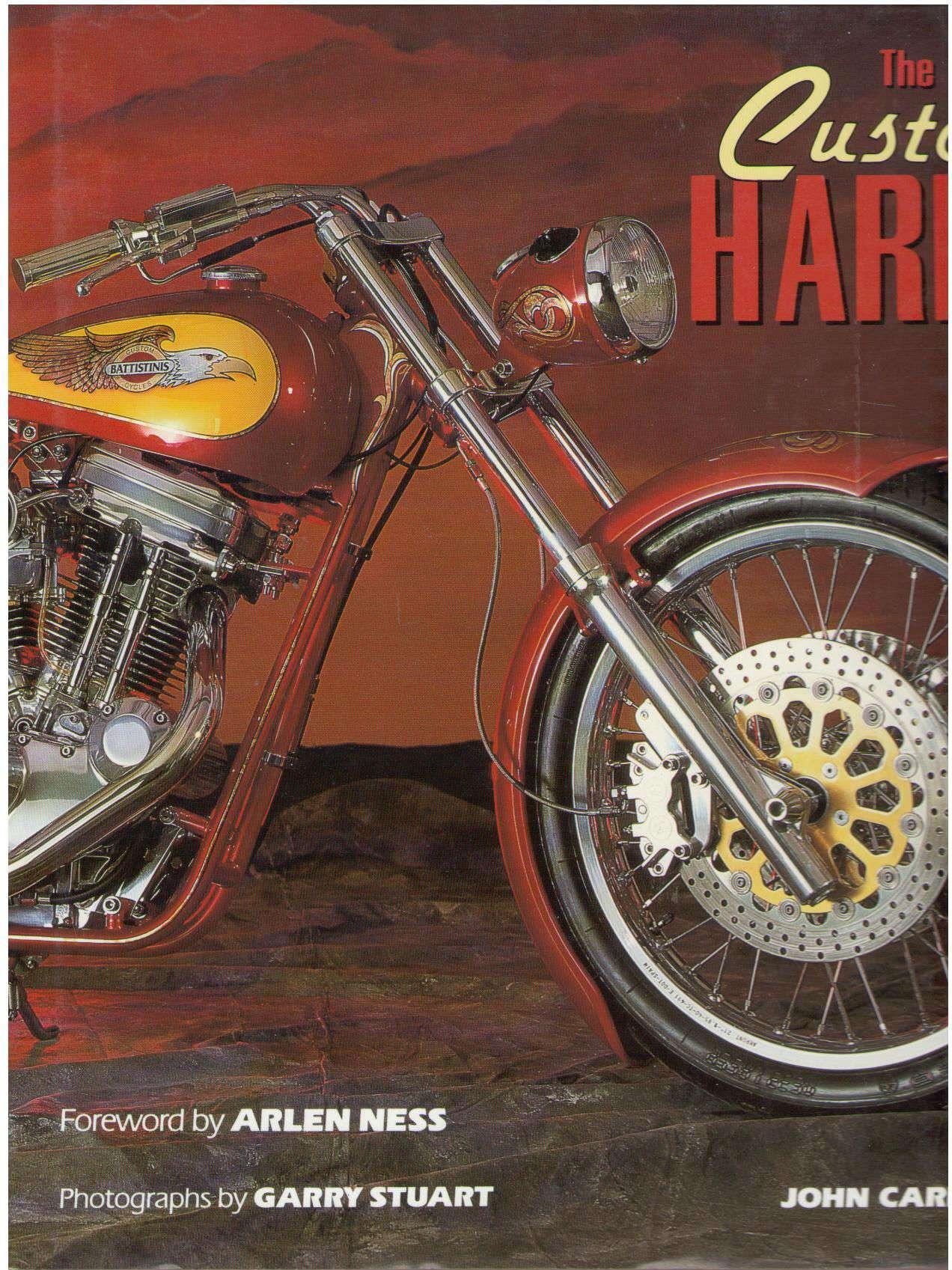 The Custom Harley, Carroll, John
