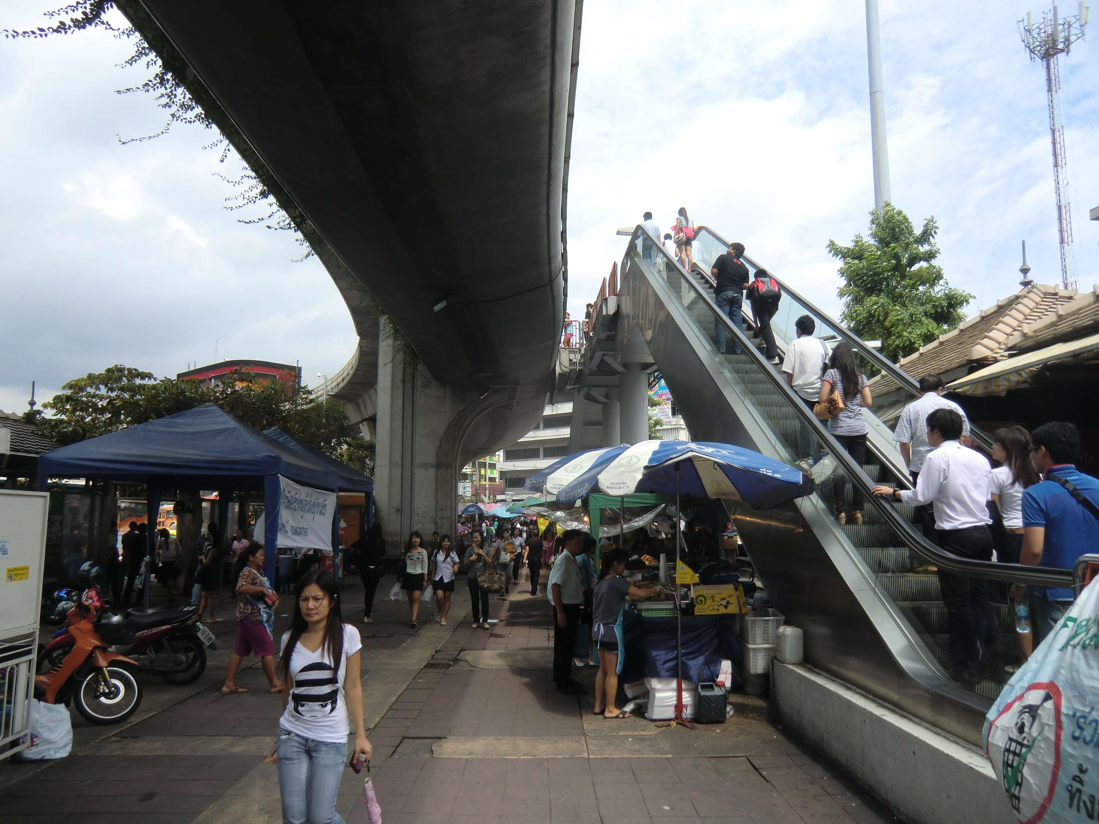 Station Phaya Thai