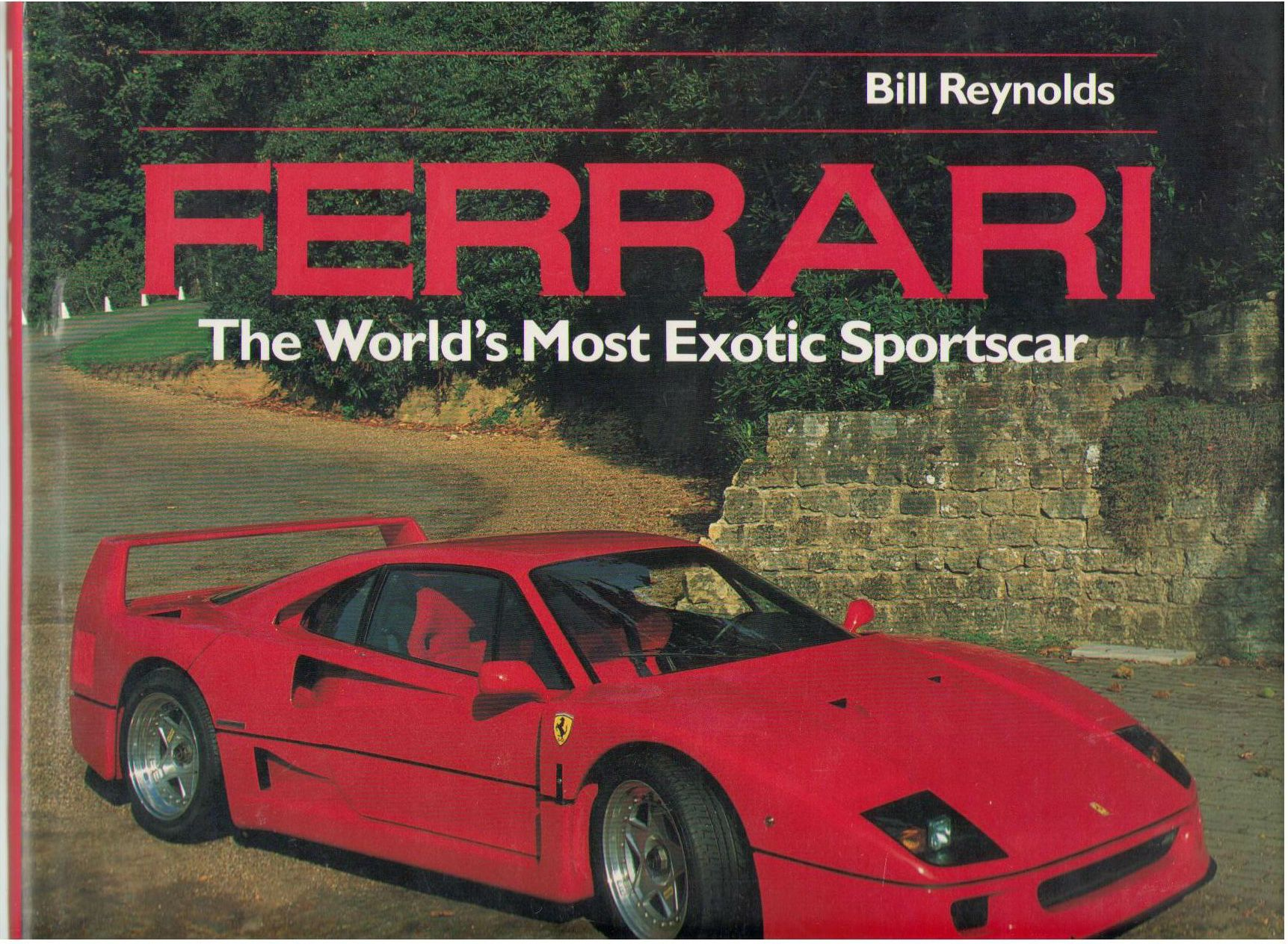 Classic Sports Cars: Ferrari, Rh Value Publishing