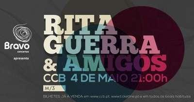Rita Guerra Amigos CCB
